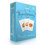 Montessori, Vocabular - Fructe exotice