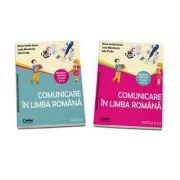 Comunicare in limba romana, manual pentru clasa a II-a Semestrul I si Semestrul al II-lea. Contine editia digitala - Maria-Emilia Goian