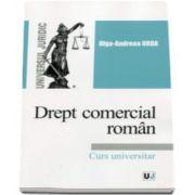Olga Andreea Urda, Drept comercial roman. Curs universitar