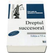 Dumitru C Florescu, Dreptul succesoral - Editia a VI-a