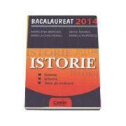 Istorie. Bacalaureat 2014 - Sinteze, scheme, teste de evaluare