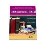 Limba si Literatura Romana, clasa a VI-a (unitati de invatare, teste initiale si finale, propuneri de subiecte pentru teza, teste de autoevaluare)