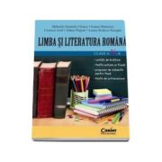 Limba si literatura romana clasa a X-a Teste initiale. Teste finale. Subiecte de teza