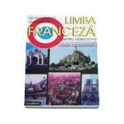 Angela Soare, Limba franceza. Manual pentru clasa a V-a limba moderna 2 - Cavallioti