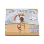 Arte vizuale si abilitati practice caiet de lucru pentru clasa pregatitoare - Emilia Roset