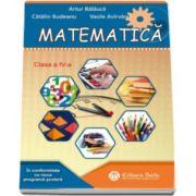 Auxiliar Matematica pentru clasa a IV-a - Artur Balauca