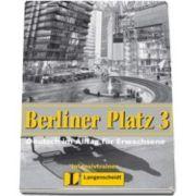 Berliner Platz 3 Intensivtrainer - Pentru clasa a XI-a L2