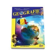 Caiet de Geografie pentru clasa a IV-a (Valentina Stefanescu Caradeanu)