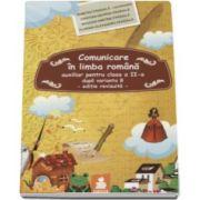Comunicare in limba romana, auxiliar pentru clasa a II-a dupa varianta B - Editie revizuita (Dumitru Paraiala)