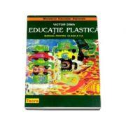 Educatie plastica. Manual - Clasa a V-a