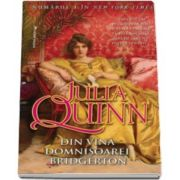 Din vina domnisoarei Bridgerton - Julia Quinn