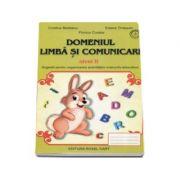 Domeniul limba si comunicare - Nivel II - Caiet de activitati pentru gradinita - Autori: Cristina Beldianu, Estera Tintesan, Florica Costea