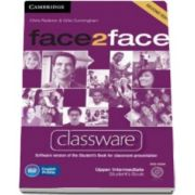 Chris Redston - Face2Face Upper Intermediate 2nd Edition Classware DVD-ROM - DVD pentru clasa a XII-a L2