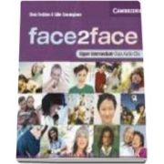 Chris Redston - Face2Face Upper Intermediate Class Audio CDs (3) - CD pentru clasa a XII-a L2