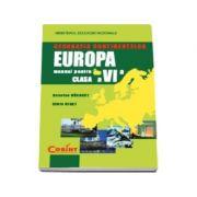 Manual de geografie - Geografia continentelor Europa pentru clasa a VI-a - Octavian Mandrut