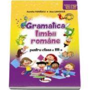 Aurelia Fierascu, Gramatica limbii romane pentru clasa a III-a
