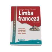 Limba franceza (L2) manual pentru clasa a IX-a - Doina Groza