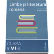 Limba si literatura romana caiet de lucru pe unitati de invatare pentru clasa a VI-a - Mariana Cheroiu