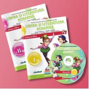 Limba si literatura romana. Manual pentru clasa a III-a - Semestrele I si II - Contine editia digitala (Mirela Mihaescu)