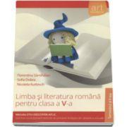 Limba si literatura romana pentru clasa a V-a semestrul al II-a. Metoda STIU-DESCOPAR-APLIC
