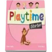 Playtime Starter Class Book - Claire Selby