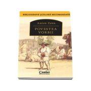 Povestea vorbii - Bibliografie scolara recomandata