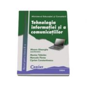 Tehnologia informatiei si comunicatiilor clasa a IX-a - Miora Gheorghe
