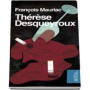 Francois Mauriac, Therese Desqueyroux - Carte de buzunar