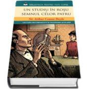 Arthur Conan Doyle, Un studiu in rosu. Semnul celor patru