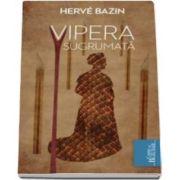 Vipera sugrumata - Carte de buzunar (Herve Bazin)