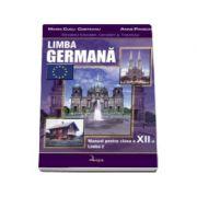 Limba germana. Manual pentru clasa a XII-a - Limba moderna a II-a
