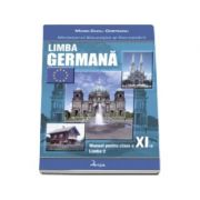 Limba germana. Manual pentru clasa a XI-a - Limba moderna a II-a