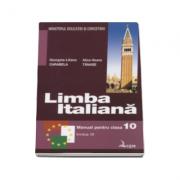 Limba italiana. Manual pentru clasa a X-a - Limba moderna a III-a