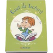 Silvia Mihai, Caiet de lectura pentru clasa a II-a - (Editie 2016)