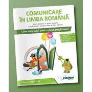Stefan Pacearca - Comunicare in limba romana, caietul elevului pentru clasa pregatitoare