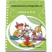 Alexandru Creanga - Concursul Comunicare. Ortografie. ro 2016-2017, pentru clasa a II-a