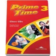Jenny Dooley - Curs pentru limba engleza. Prime Time 3, class CDs (5 CD)