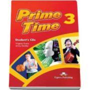 Jenny Dooley - Curs pentru limba engleza. Prime Time 3, students CDs (3 CD)