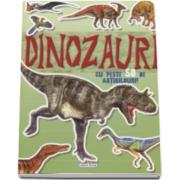 Dinozauri - Cu peste 50 de Abtibilduri