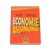 Economie. Manual pentru clasa a XI-a, Ilie Gavrila
