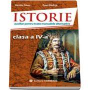 Vasile Dinu, Istorie. Auxiliar pentru toate manualele alternative, clasa a IV-a - Editie 2016