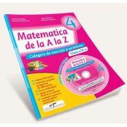 Corina Istrate, Matematica de la A la Z. Culegere de exercitii si probleme, pentru clasa a IV-a. Contine, culegere multimedia