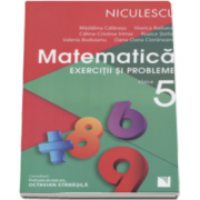 Rozica Stefan - Matematica. Exercitii si probleme pentru clasa a V-a - Editie 2017