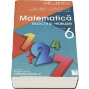 Rozica Stefan - Matematica. Exercitii si probleme pentru clasa a VI-a - Editie 2016