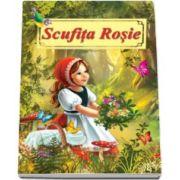 Scufita rosie - Carte ilustrata format A4