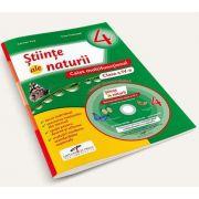 Carmen Tica - Stiinte ale naturii, pentru clasa a IV-a. Caiet multifunctional - Contine manual digital pe CD