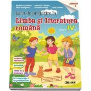 Caiet de pregatire la Limba si literatura romana, pentru clasa a IV-a, semestrul 1 (Stefania Ciobanu)