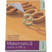 Marius Perianu - Esential Matematica clasa a VIII-a. Partea a II-a (Editia 2016)