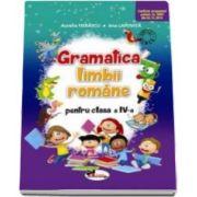 Aurelia Fierascu - Gramatica limbii romane, pentru clasa a IV-a