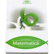 Matematica culegere pentru clasa a VI-a - Colectia, clubul matematicienilor - Semestrul al II-lea. Editie revizuita (2016-2017)